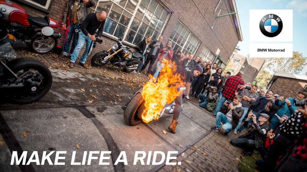 Welcome to BMW Motorrad on Youtube