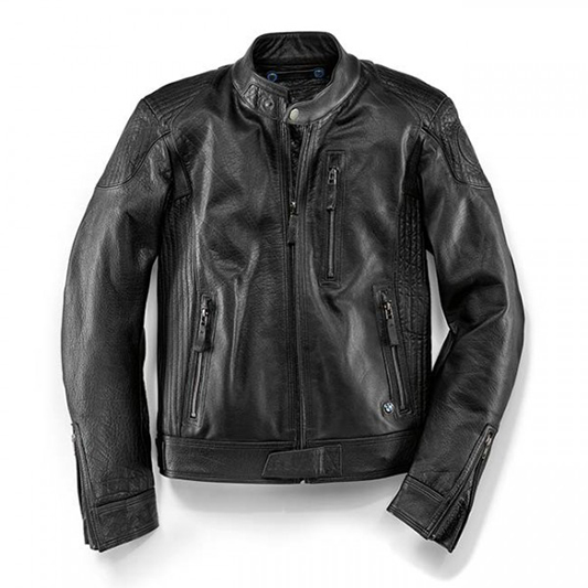 BlackLeather jacket